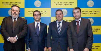 Club Encuentro Manuel Broseta .