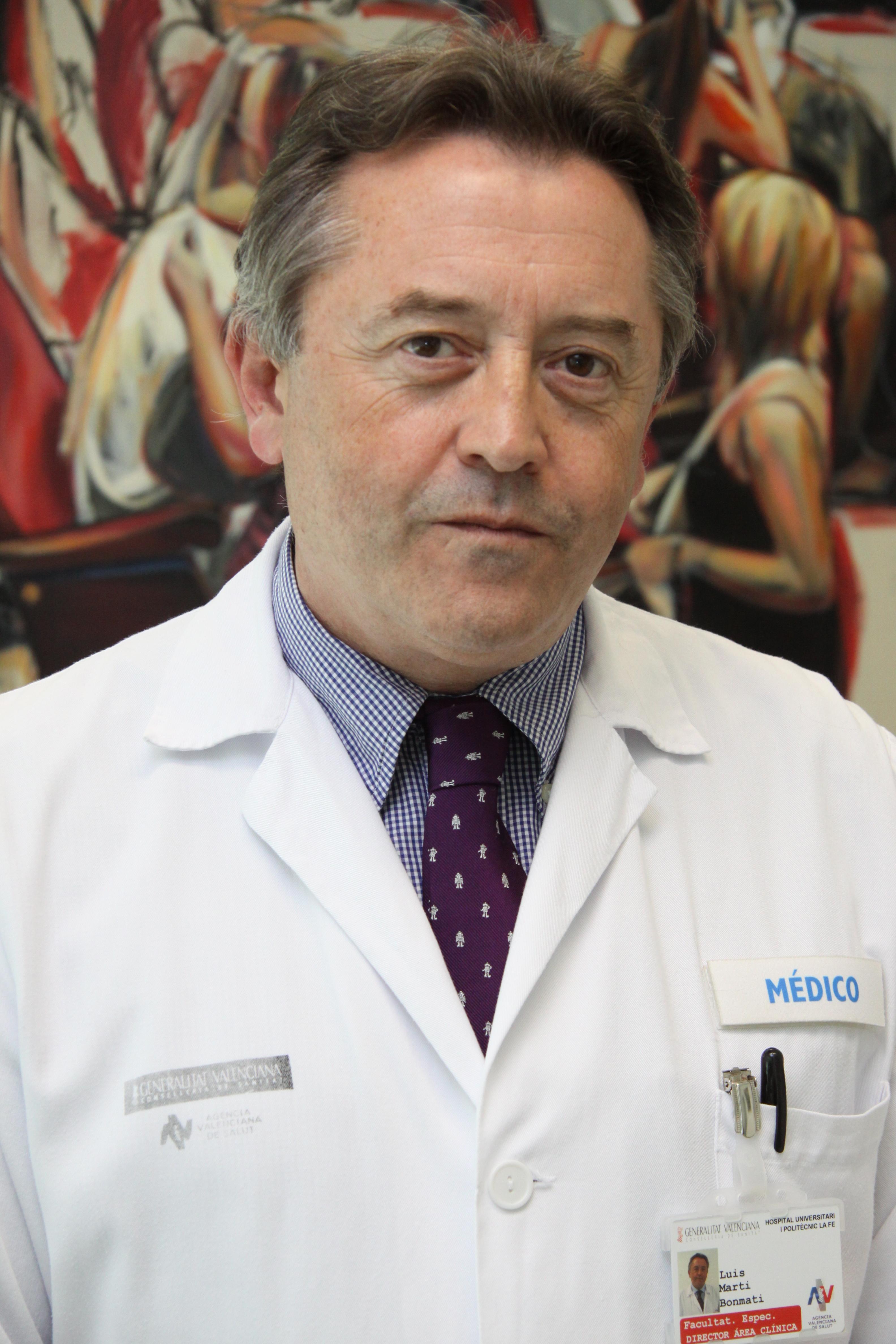 Dr. D. Luis Martí Bonmatí
