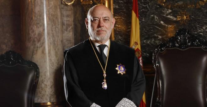 D. José Manuel Maza, Fiscal General del Estado